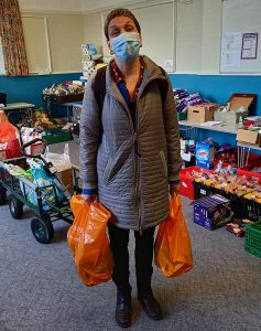 Thank you Gen…and everyone who's bringing us donations – you are ALL stars!