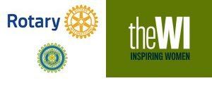 Thank you Rotary, Women's Institutes and Inner Wheel