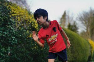 Inspired by Rashford, Shayan goes for goal
