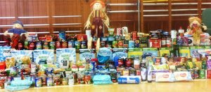 Read more about the article First schools pledge their Harvest food collections